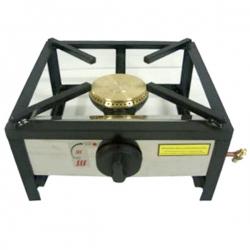 Cuisinière réchaud à gaz portable 1 feu 30x30