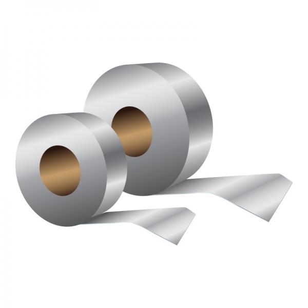 Bande adhésive en aluminium Rouleau 10 m