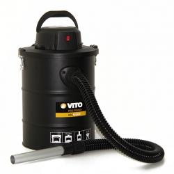 Aspirateur souffleur de cendres cheminée/poêle/barbecue 1000W