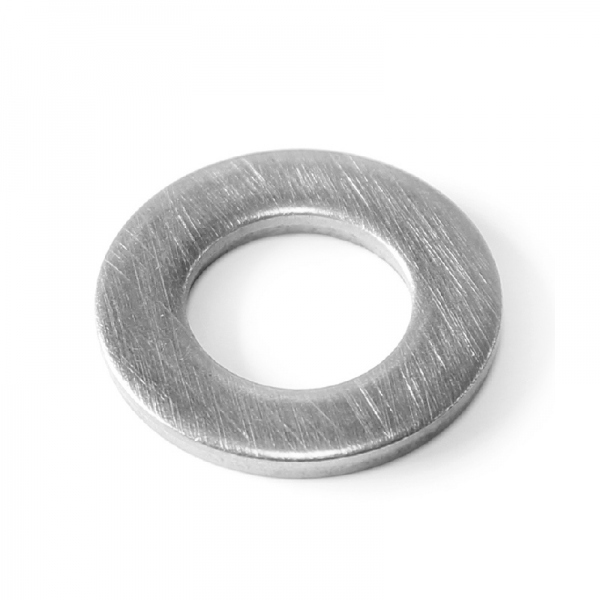 Rondelles plates découpée acier inox