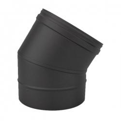 Coude à 30° - Conduit Noir ou Anthracite PRO