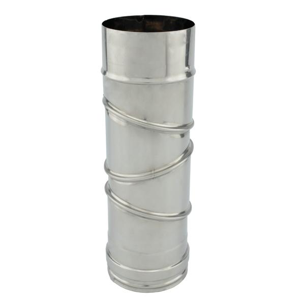 Conduit de cheminée -Coude réglable de 0° à 90° simple paroi PRO
