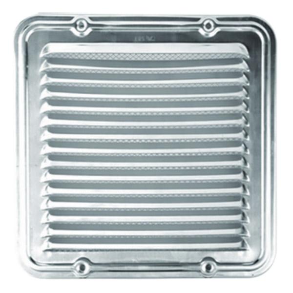 Grille d'aération en aluminium 20x20