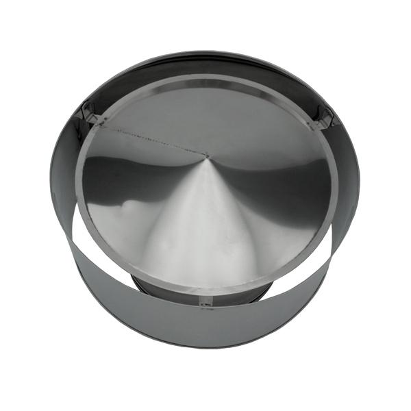 Chapeau anti-pluie - Conduit de cheminée