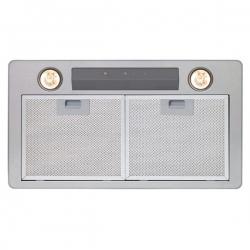 Hotte standard Cata GL75X 79,2 cm 790 m3/h 65 dB 240W Acier inoxydable