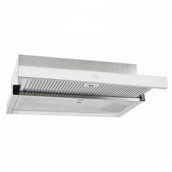Hotte standard Teka CNL6415PLUS WH 60 cm 385 m3/h 64 dB 119W Acier inoxydable Blanc
