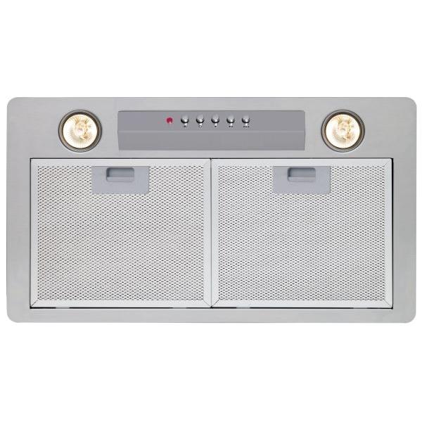 Hotte standard Cata GTPLUS45BK 49,2 cm 645 m3/h 65 dB 200W Gris