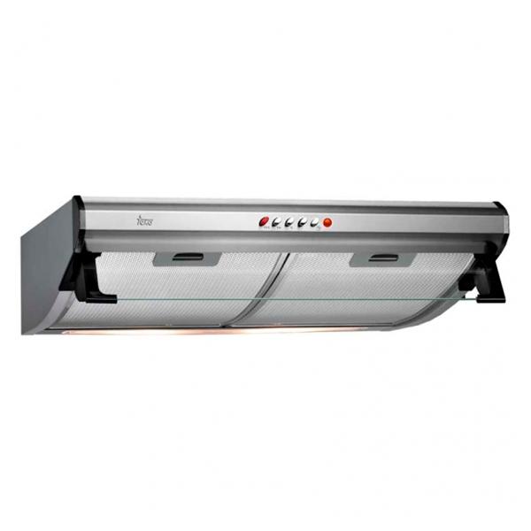 Hotte standard Teka C6310 60 cm 235 m³/h 66 dB 130W Acier inoxydable