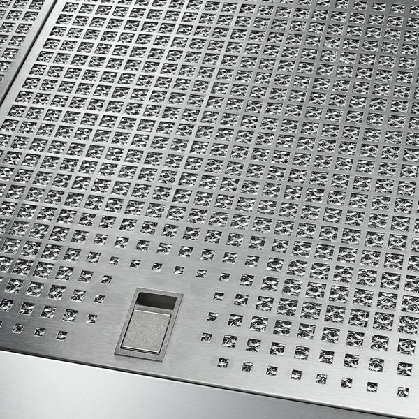 Hotte standard Aeg DPE3940M 224161 581m3/h 90 cm Acier inoxydable