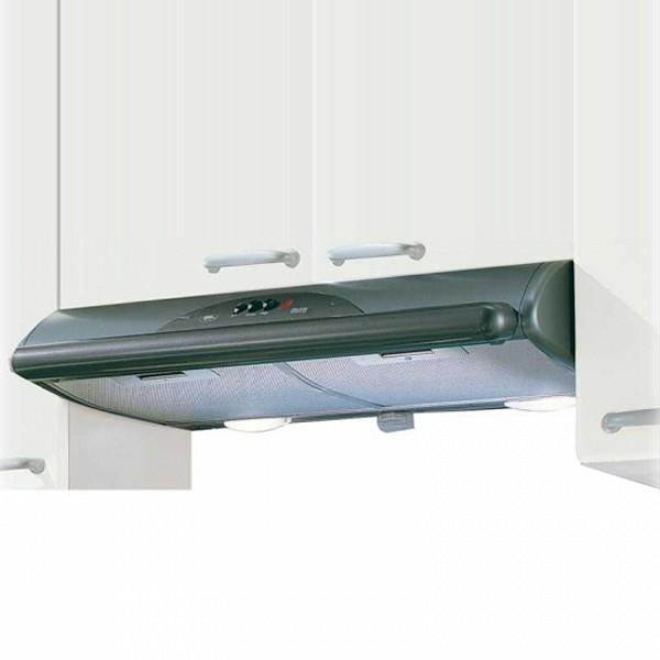 Hotte standard Mepamsa MITOJET 60-N 60 cm 490 m³/h 140W E Noir