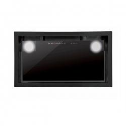 Hotte standard Cata GCDUAL75BK 710 m3/h 130W Noire
