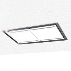 Hotte standard Nodor SLIMOS 90 cm 750 m3/h 66 dB 130W Blanc