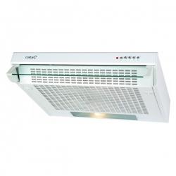Hotte standard Cata F2060WH 60 cm 200 m3/h 60 dB 83W Blanc