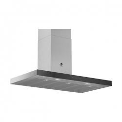 Hotte standard Balay 3BC097GNC 90 cm 710 m3/h 65 dB Touch Control Acier inoxydable Noir