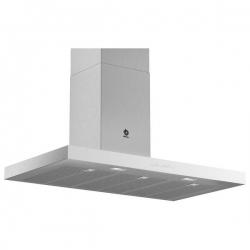 Hotte standard Balay 3BC097GBC 90 cm 710 m3/h 65 dB 255W Acier inoxydable Blanc
