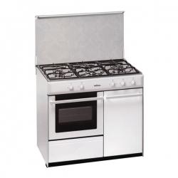 Cuisinière au gaz butane Meireles G2940 90 cm 44 L Blanc (4 Cuisinière)