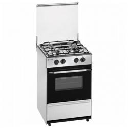 Cuisinière à Gaz Meireles G-1530 DV X 7500W 60 cm Acier inoxydable