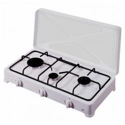 réchaud à gaz Vitrokitchen 300BB Blanc (3 Cuisinière)