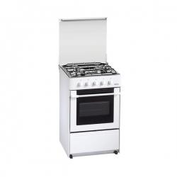 Cuisinière à Gaz Meireles G1530 52,5 cm 44 L Blanc (3 Feux à gaz)