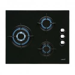 Plaque au gaz Cata CIB6021BK 60 cm Noir (3 Cuisinière)