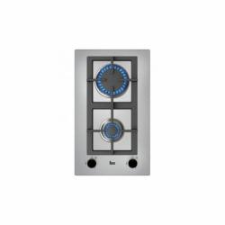 Plaque au gaz Teka EFX30.1 2G 30 cm Acier inoxydable (2 Feux à gaz)