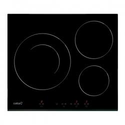 Plaque à Induction Cata IB6030BK 60 cm (3 Zones de cuisson)
