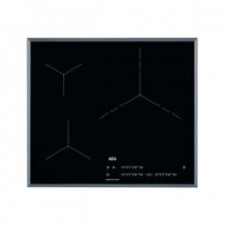 Plaques Flexinduction Aeg IKB63435FB 60 cm Noir
