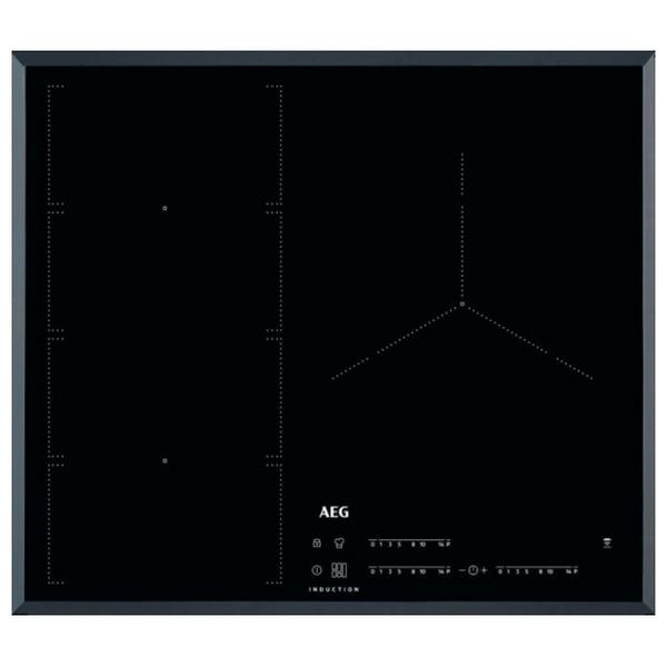 Plaque à Induction Aeg IKE63471FB 60 cm (3 Zones de cuisson)