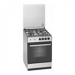 Cuisinière à Gaz Meireles G540 DV 55 cm Acier inoxydable (3 Feux à gaz)