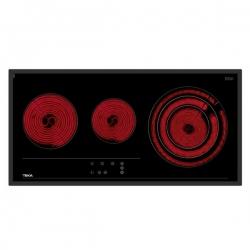 Plaques vitro-céramiques Teka TRC83631TCS 80 cm (3 Zones de cuisson)
