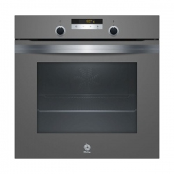 Four à pyrolyse Balay 3HB584CA0 71 L Aqualisis 3600W Anthracite