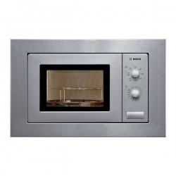 Micro-ondes intégrable avec grill BOSCH HMT72G650 18 L 800W Acier inoxydable