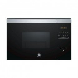 Micro-ondes intégrable Balay 3CG4172X0 20 L 800 W Grill Noir