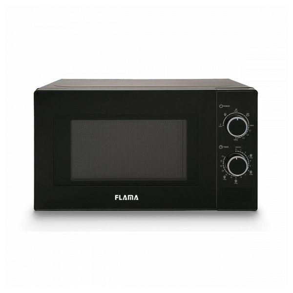 Micro-ondes avec Gril Flama 1888FL 20 L 700W Noir