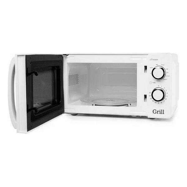Micro-ondes avec Gril Orbegozo MIG2130 20 L 700W Blanc
