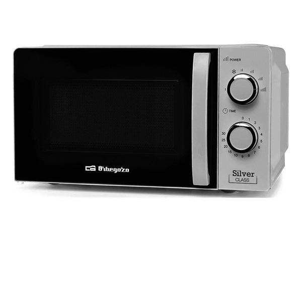Micro-ondes Orbegozo MI2118 20 L 700W Acier inoxydable