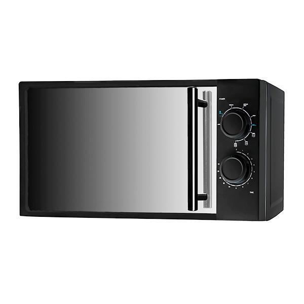 Micro-ondes avec Grill Cecomix All Black 1368 20 L 700W Noir