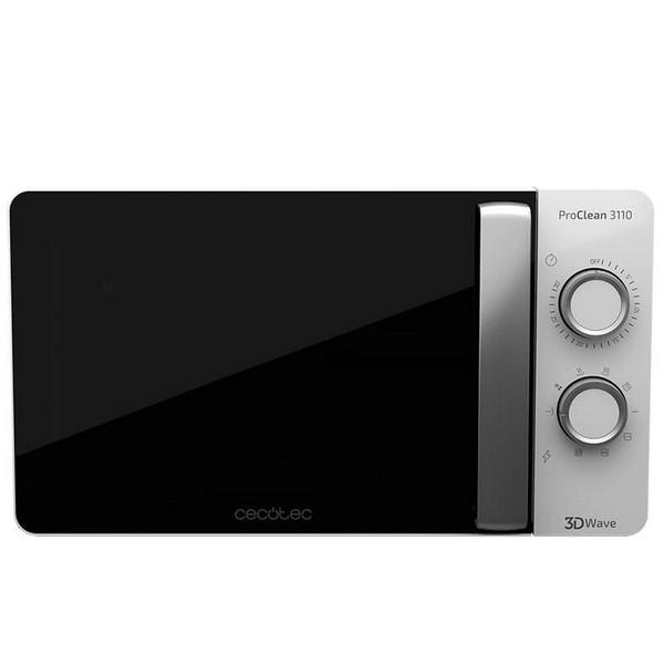 Micro-ondes avec Gril Cecotec ProClean 3110 20 L 700W Blanc