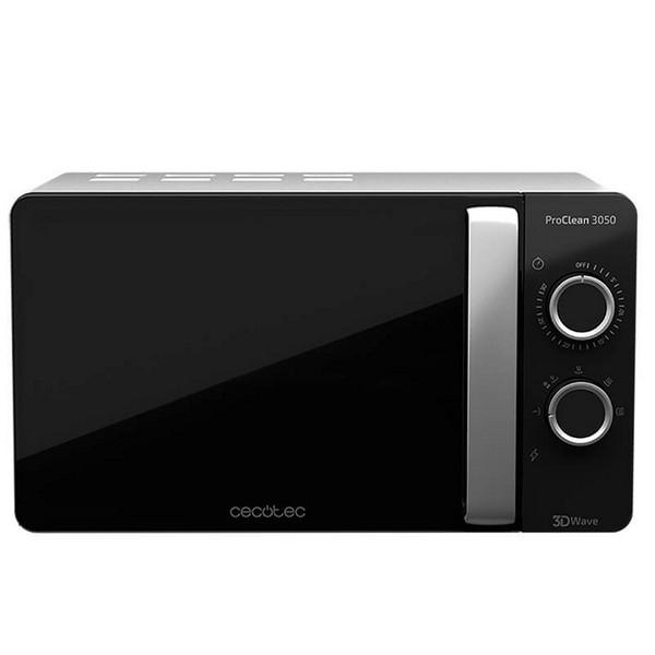 Micro-ondes Cecotec ProClean 3050 20 L 700W Argenté Noir
