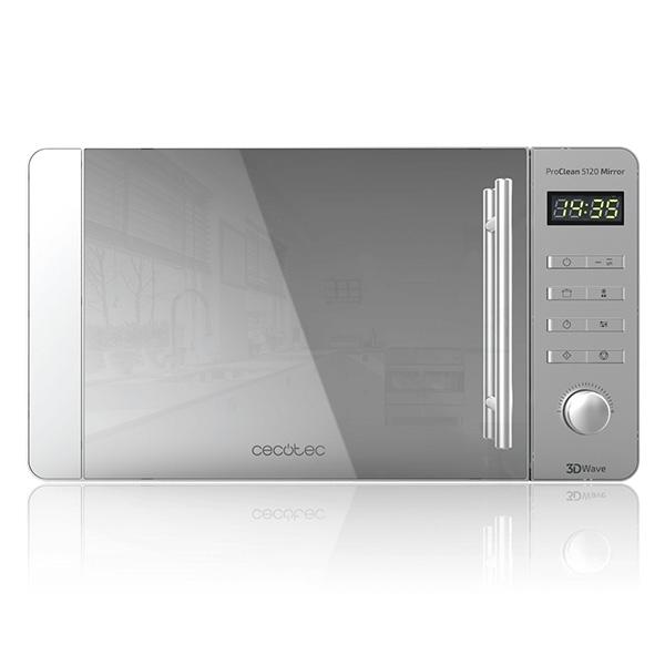 Micro-ondes avec Gril Cecotec ProClean 5120 20 L 700W Argenté