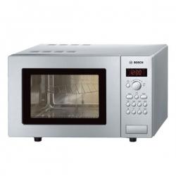Micro-ondes avec Gril BOSCH HMT75G451 17 L 800W Acier inoxydable