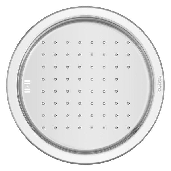 Évier rond sous plan AIR 1 bac Ø39 x 1,8 cm