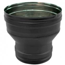 Réducteur cheminée - Conduit Noir ou Anthracite